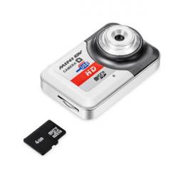 X6 Mini DV Mini DVR Camera Recorder Video Camera Mini Camcorder Sports DV/Camera