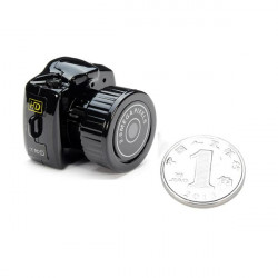 Y2000 2.0 Mega Pixe Smallest Mini HD Digital DV Webcam Video Camera Camcorder