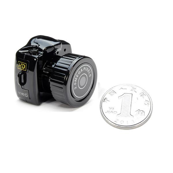 Y2000 2.0 Mega Pixe Smallest Mini HD Digital DV Webcam Video Camera Camcorder Photography & Camera Acc