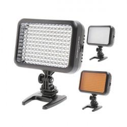 Yongnuo YN1410 140 LED Videolampa för Canon Nikon SLR-kamera