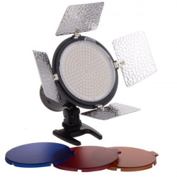 Yongnuo YN216 13W 5500K CRI 90 Pro LED Studio Video Light for Canon Nikon Sony DSLR-kamera