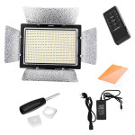 Yongnuo YN900 5500K 7200LM CPI 95 54W LED Video Light Panel With Power Adapter Photography & Camera Acc