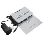 1080P Audio VGA zu HDMI HDTV HD Video Konverter Box für PC Sicherheitssystem & Überwachung