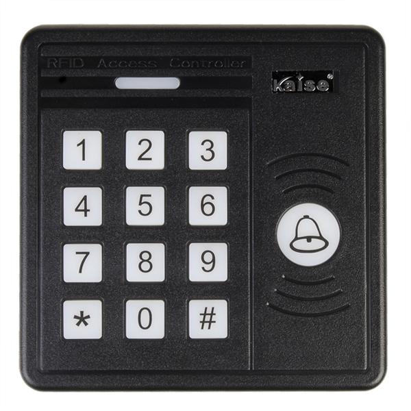 125KHz RFID Närhet Entry Lås Dörr Access Control Systems Säkerhetssystem & Övervakning