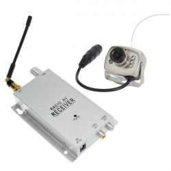 1.2G Wireless Camera Kit Radio AV Receiver With Power Supply
