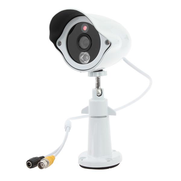 1/4 CMOS 139+8510 IR-CUT 800TVL Waterproof Security Camera L104DH