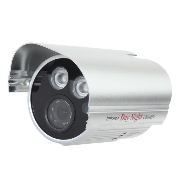 1/4 CMOS 139+8510 IR-CUT 800TVL Waterproof Security Camera L1889DH