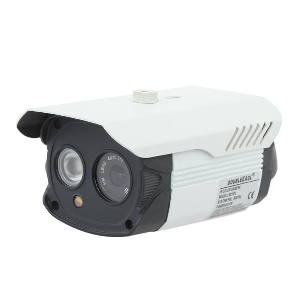 1/4 CMOS 139+8510 IR-CUT 800TVL Waterproof Security Camera L921DH