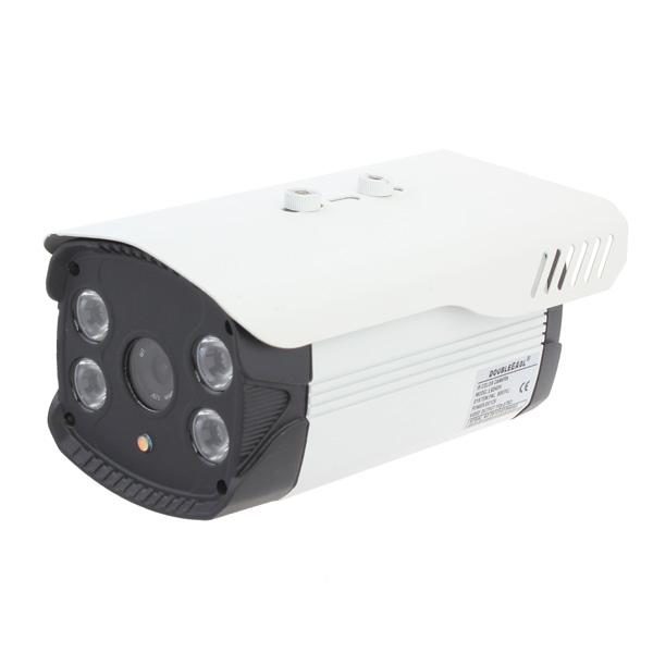 1/4 CMOS 139 + 8510 IR-CUT 800TVL Vattentät Security Camera L924DH