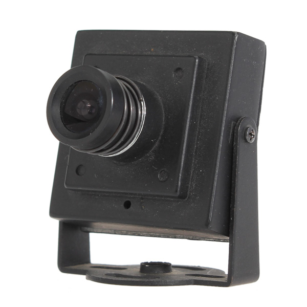 1/4 SHARP CCD 3.6mm Digital Color Security Surveillance Mini Camera Security System & Protection