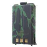 1800mAh Original Comouflage Genopladeligt Batteri til Baofeng UV-5R Sikkerhedssystem & Overvågning