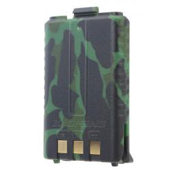 1800mAh Original Comouflage Uppladdningsbart Batteri för Baofeng UV-5R