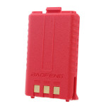1800mAh Original Red Li-ion Rechargeable Battery for Baofeng UV-5R Security System & Protection