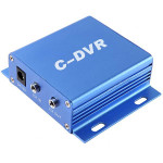 1CH Mini DVR C-DVR Motion Detection Video Radio Recorder Security System & Protection