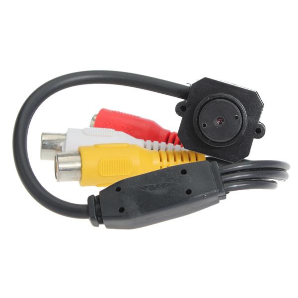 203 Trådbunden Mini CCD-kamera Utan Lampor för Videomöte Övervakning Säkerhetssystem & Övervakning
