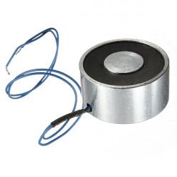 25 Kg Multiduty Elektrisk Solenoid Lifting Magnet Elektromagnet