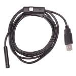 2M USB Endoskopendoscope wasserdichte Kontrollen Schlange Schlauch Kamera Sicherheitssystem & Überwachung