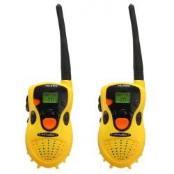 2stk tragbare Mini Walkie Talkie Elektronische stoßfest Two Way RadiosFor Kinder
