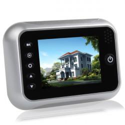3,5 Zoll TFT LCD Bildschirm digitale Tür Projektor Kamera Nightvision Weitwinkel