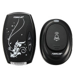 36 Songs Waterproof Wireless Plug-in Remote Control Smart Doorbell Security System & Protection