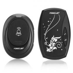 36songs Wireless 100m Waterproof Remote Control Chime forecum Doorbell