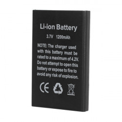 3.7V 1300mAh Li-ion Battery For Zastone ZT-2R Walkie Talkie
