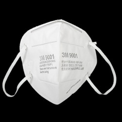 3M 9001 N90 Anti PM2.5 Folding Particulate Respirator Bekväm Mask