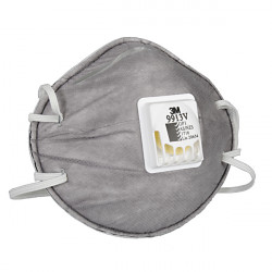 3M 9913V N95 Anti PM2.5 Folding Particulate Respirator Mask With Valve