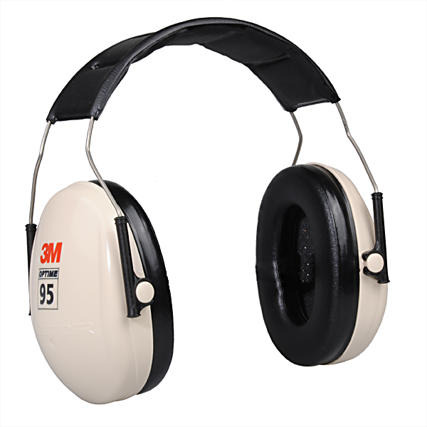 3M H6A Professional Sound Insulation Noise-reducing Earmuffs Security System & Protection