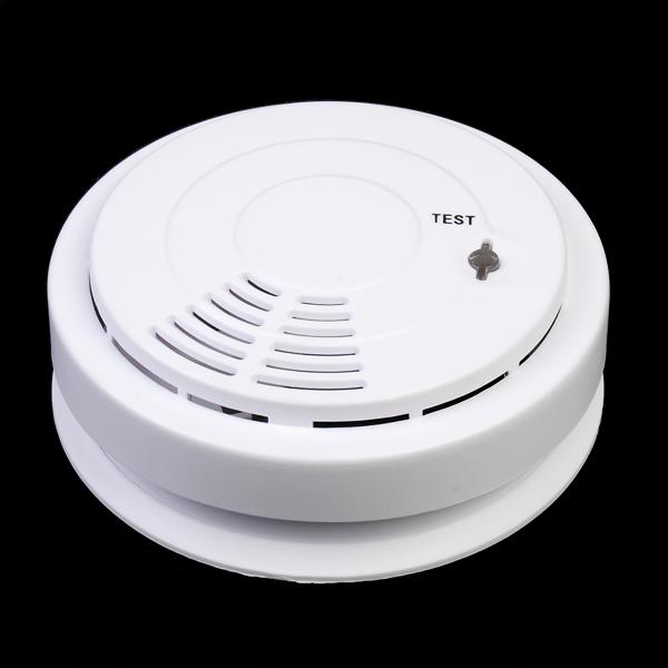 433MHZ Hauptsicherheitssystem drahtloses Rauchmelder Feueralarm Sicherheitssystem & Überwachung