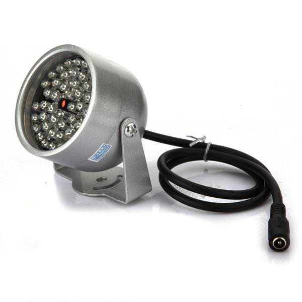 48 LED Licht CCTV IR Infrarot Nachtsicht Lampe für Überwachungskamera Sicherheitssystem & Überwachung