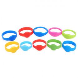 500st 125KHz RFID Armband Färg Storlek Stil Valfritt Samlokalisering