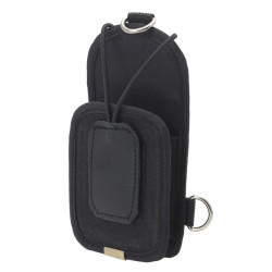 Canvas Walkie Talkies Carrying Bag Cover Case With Strap