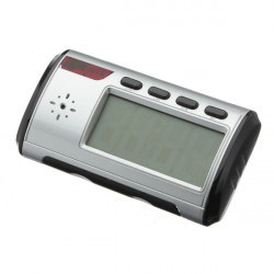 Digital Clock Fern Sound Control Videogerät HD versteckte Spion Kamera für die Überwachung der Sicherheit