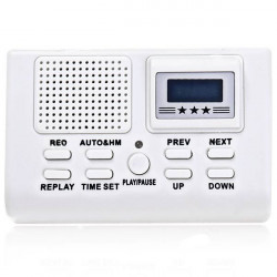 Digital Telephone Call Recorder Phone Recording Rec System