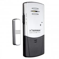 Dobermann Drahtlos Sensor Tür Fenster sicheren Einstieg Einbrecher Sirene Home Security Alarm System mit Magnetsensor Switch
