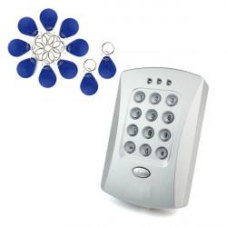 Tür Access Controller mit 10 EM Schlüssel für Tür Zutrittskontrollsystem