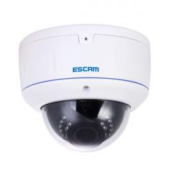 ESCAM 1080P Vattentät IR Nätverk Dome Säkerhet IP Kamera HD3500V