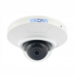 ESCAM 2.0 Megapixel HD 1080P Netværk IR IP Dome Kamera HD3200