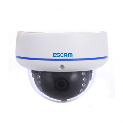 ESCAM Q645R ONVIF 1.0Mega Pixel 720P P2P Mini IR Dome Security Camera
