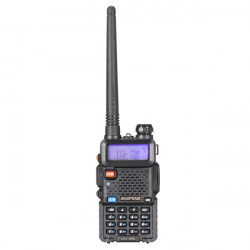EU / UK / AU BAOFENG UV-5R Dual Band Transceiver Radio Walkie Talkie