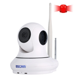 ESCAM Patron QF500 HD 720P P2P Wifi Larm Kamerasystem