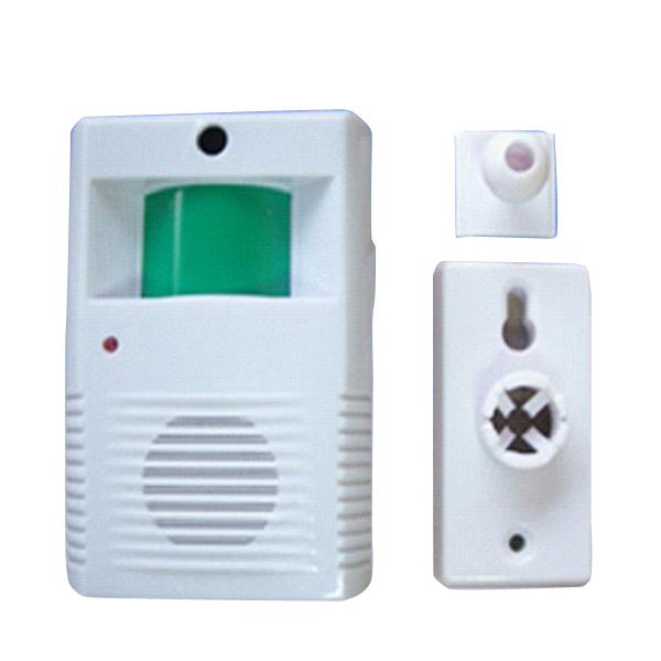 FK 904 B2 elektronischen willkommen Gerät (DC batteriebetriebene) Nice Stimme Sicherheitssystem & Überwachung