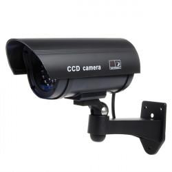 Fake Dummy Övervakning IR LED Imitation Säkerhet Kamera