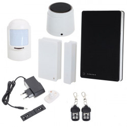G1FB Intelligent Wireless GSM Home Security Alarm System