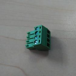 Green Alarm Connector Adaptor for ESCAM QPT511 Security IP Camera