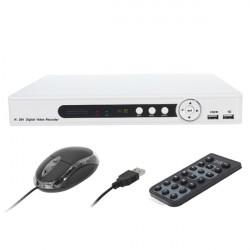 H.264 8CH CCTV Überwachungskamera Netzwerk Digital Video Recorder DVR System
