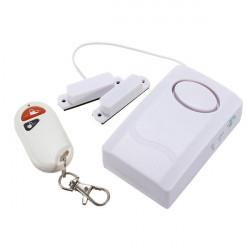 Home Office Sicherheits Tür Magnetismus Drahtlos Remote Control Alarm