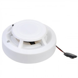 Independent Optical Smoke Detection Detector Fire Alarm