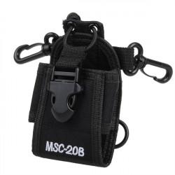MSC 20B Tragbares Radio Hülle für Baofeng Kenwood YAESU Motorola usw.
